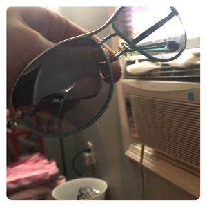 Louis Vuitton High End Tiffany Blue SunGlasses.